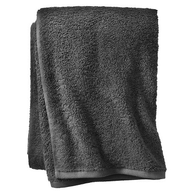 Fast Dry Bath Towel - Flat Gray - Room Essentials™