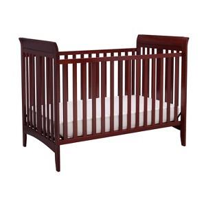 Delta Children Parkside 3-in-1 Convertible Crib - Cabernet