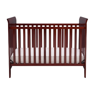 Delta Children Parkside 3-in-1 Convertible Crib - Cabernet