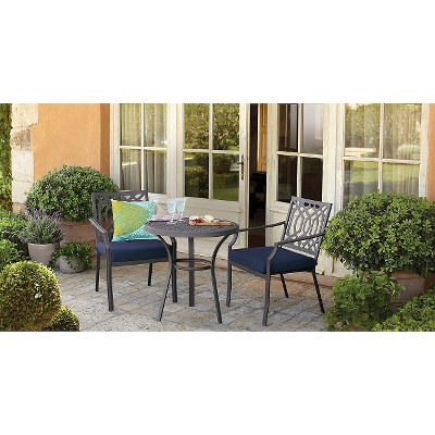 Charming Harper Metal Patio Furniture Collection   Threshold™ : Target