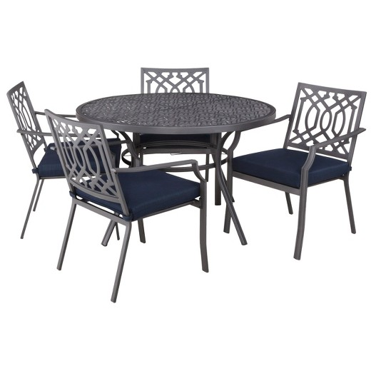Harper metal patio furniture collection threshold target for Outdoor furniture target
