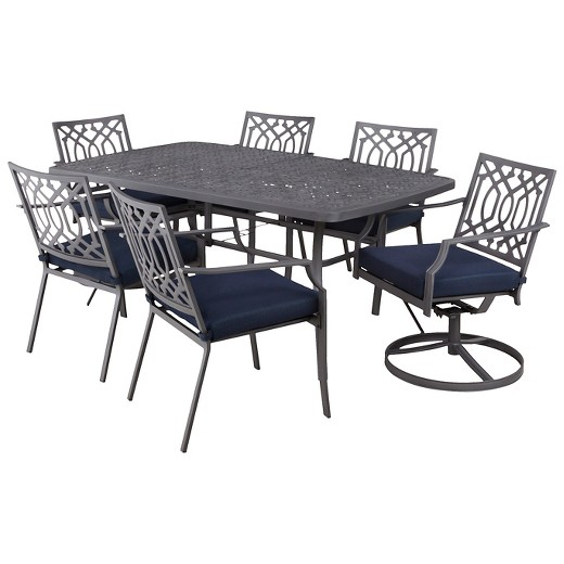 Metal Outdoor Patio Furniture harper metal patio furniture collection - threshold™ : target