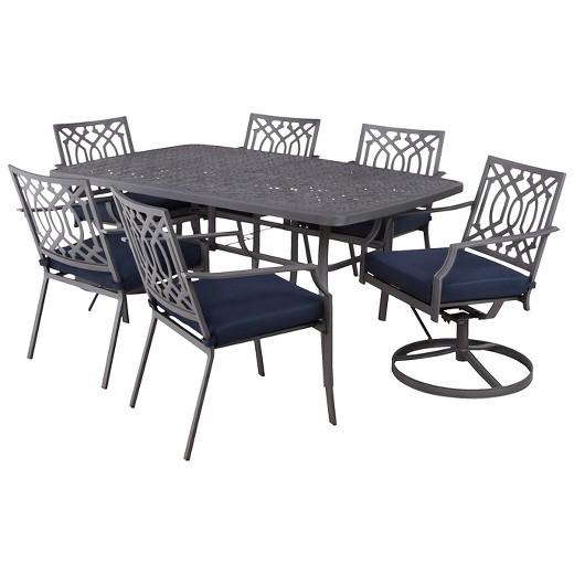 harper metal patio furniture