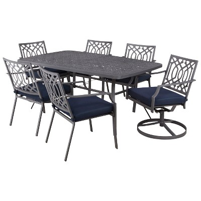 Harper Metal Patio Furniture ...