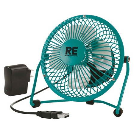 Personal Fan With Usb Adapter Room Essentials