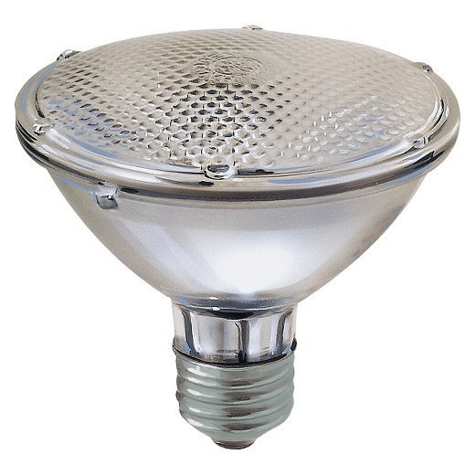 ge 60 watt par30 short neck halogen light bulb soft. Black Bedroom Furniture Sets. Home Design Ideas