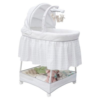Simmons® Kids Elite Gliding Bassinet - Spiral