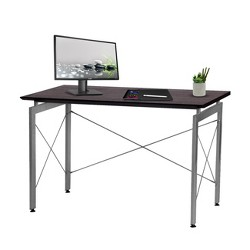 Stylish Writing Desk - Chocolate - Techni Mobili