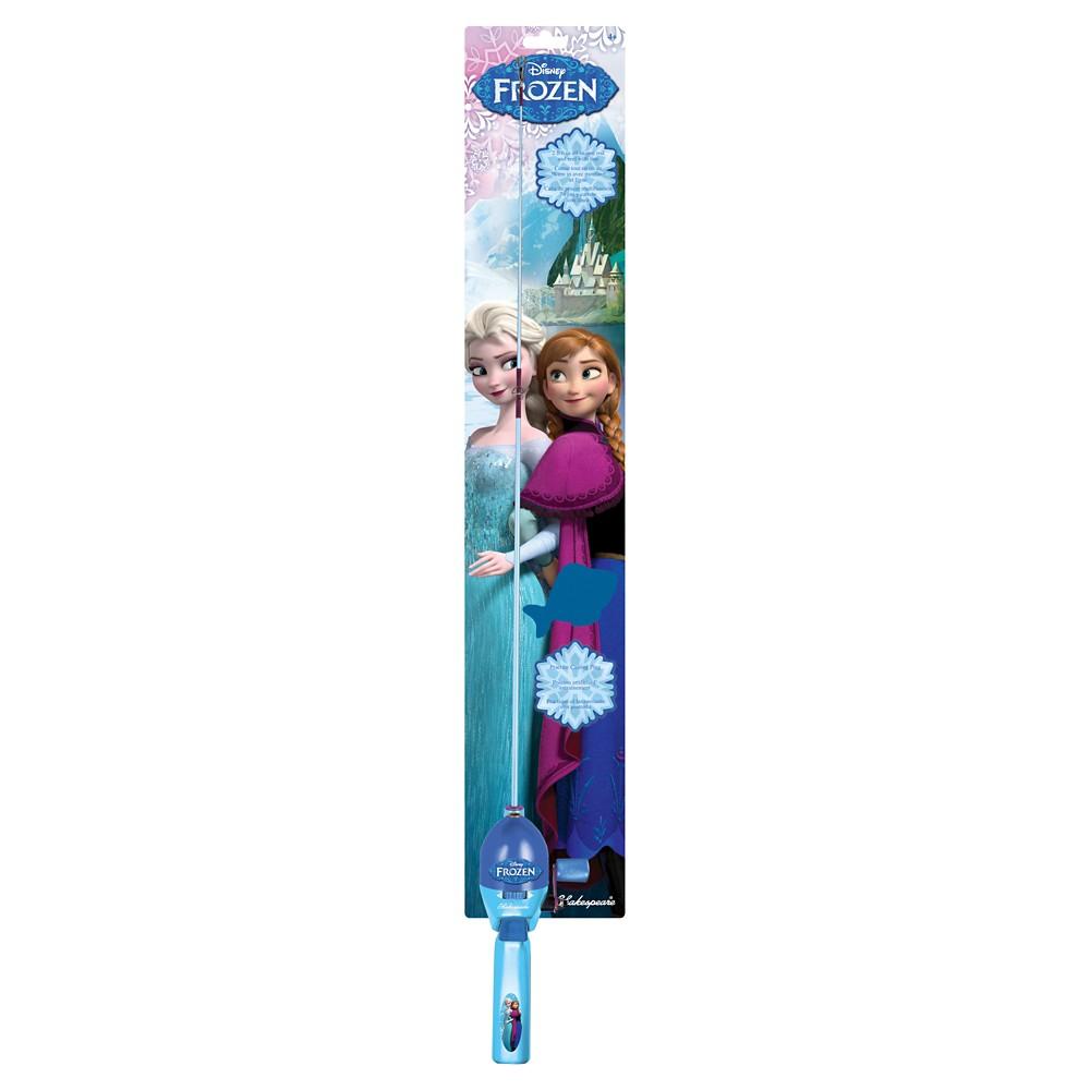 Shakespeare Disney Frozen Fishing Kit - Blue