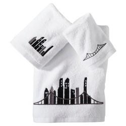Night Life Towel 3pc Set
