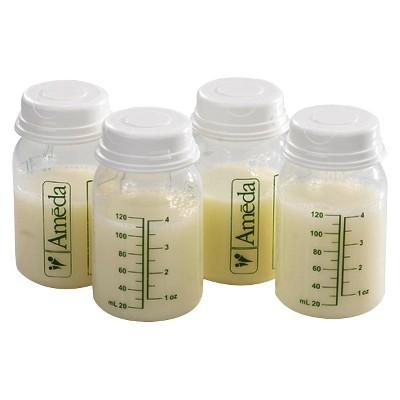 Breast milk bottle