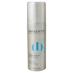 Umberto Super Hold Hairspray - 2 fl oz