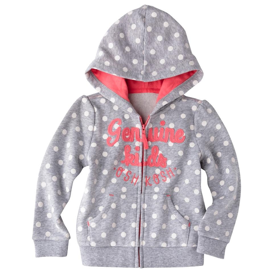 Genuine Kids from OshKosh Infant Toddler Girls Long sleeve Sweatshirt