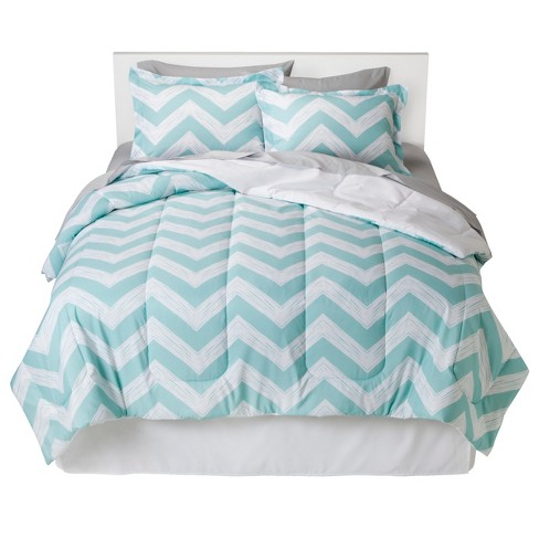 Chevron Bed In A Bag Room Essentials