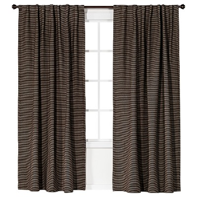 Linen Weave Curtain Panel - Nate Berkus™