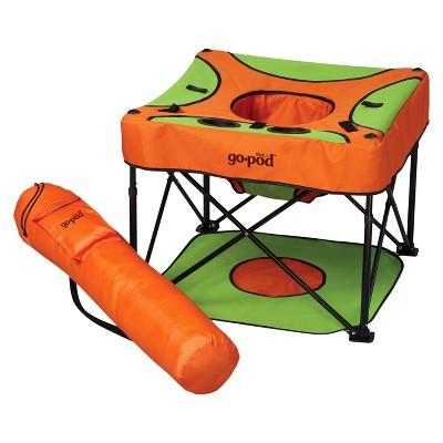 KidCo GoPod Activity Seat - Orange