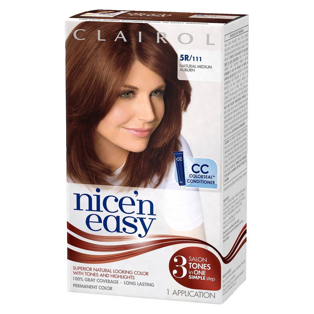 Upc 381519000201 Clairol Nice N Easy With Color Blend