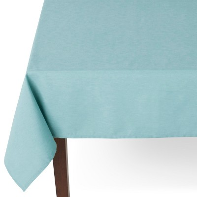 Threshold™ Solid Tablecloth - Blue - 52  x 70