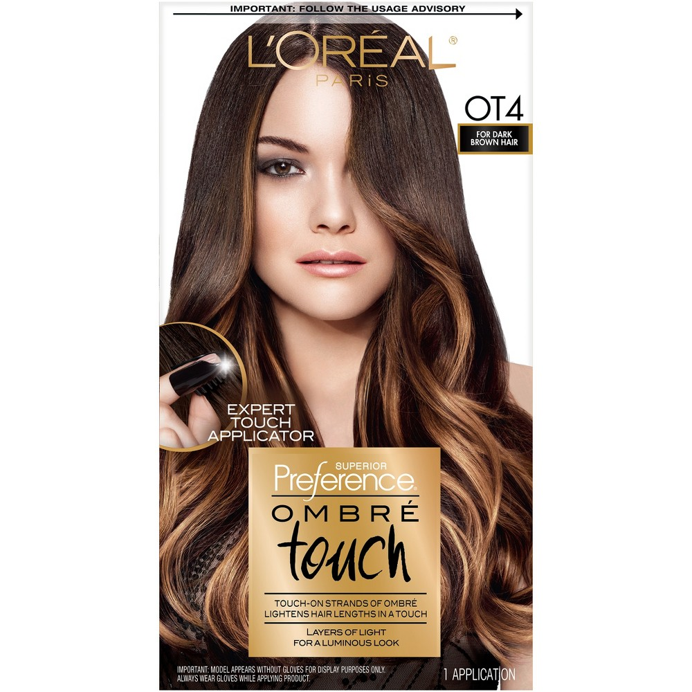 L'Oreal Paris Superior Preference Ombre Touch - OT4 For M...