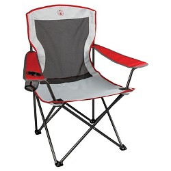Coleman® Cool Mesh Quad Chair - Gray