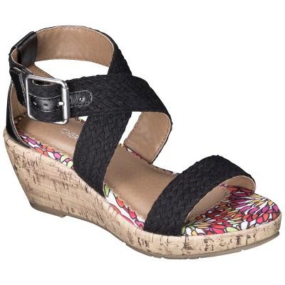 Girl's Cherokee® Freja Sandal - Black 4