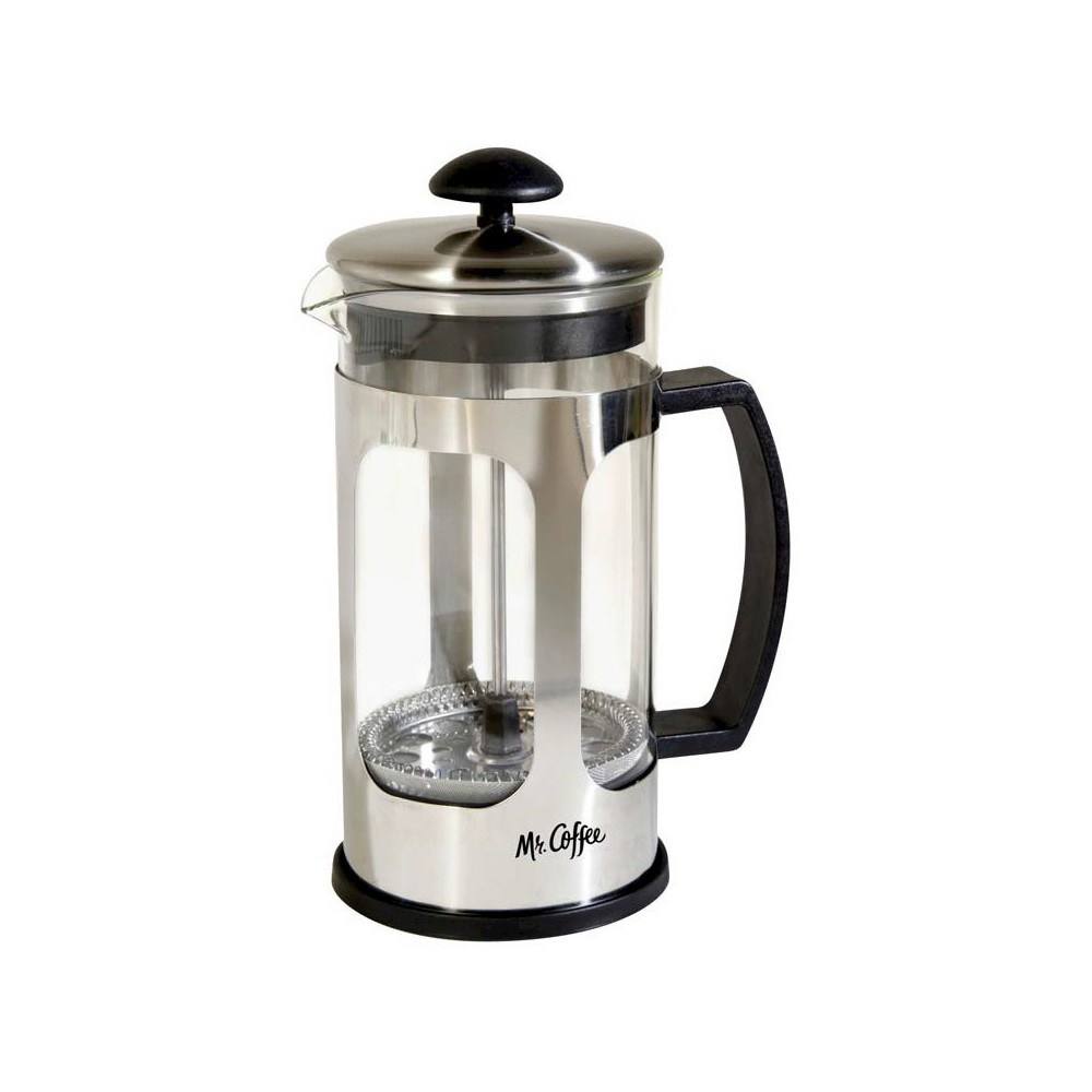 Mr. Coffee 3 Cup French Press - Bvmc-AC4