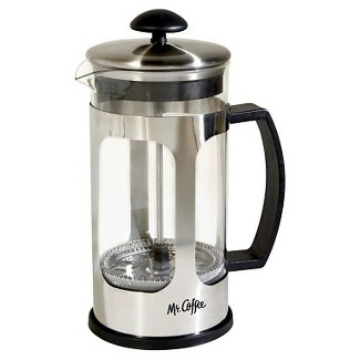 Mr. Coffee® 3 Cup French Press - BVMC-AC4