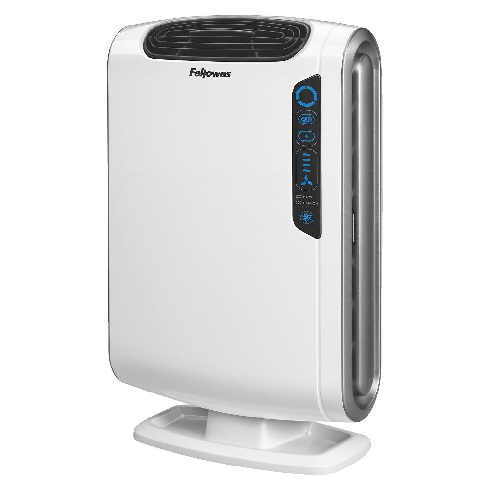 Fellowes AeraMax DX55 Air Purifier 9320701, Black