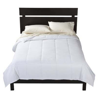 Warm Down Alternative Comforter - White (Full/Queen)- Room Essentials™