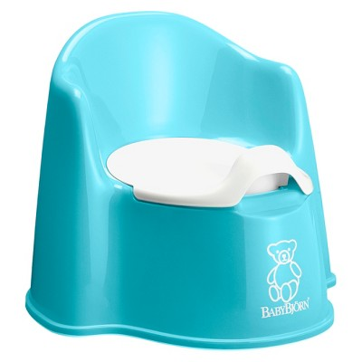 BABYBJÖRN Potty Chair - Turquoise