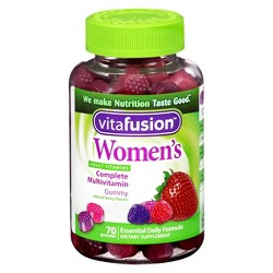 Vitafusion™ Women´s Multivitamin Dietary Supplement Gummies - Berry