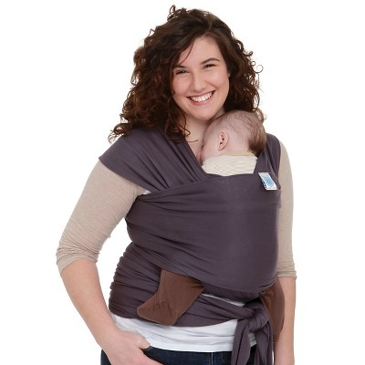 Moby® Organic Wrap Baby Carrier - Eggplant