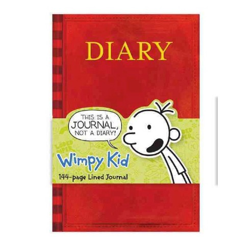 Diary of a wimpy kid book journal hardcover jeff kinney target diary of a wimpy kid book journal hardcover jeff kinney solutioingenieria Images