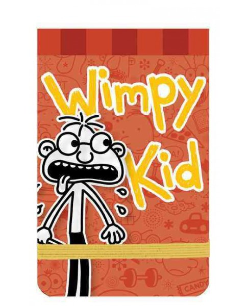 Diary of a Wimpy Kid Fregley Mini Journal (Paperback) - image 1 of 1