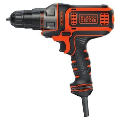 BLACK+DECKER™ BDEDMT 4 Amp Corded Drill/Driver