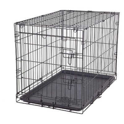 Wire Dog Kennel Crate- Medium Breed - Boots & Barkley™