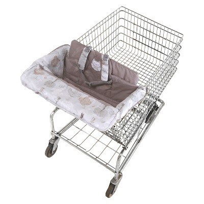 Eddie Bauer® Shopping Cart & High Chair Cover - Tree Print