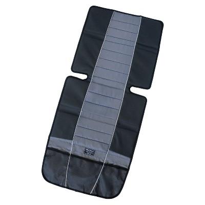 Eddie Bauer® High Back Seat Protector - Black/Gray