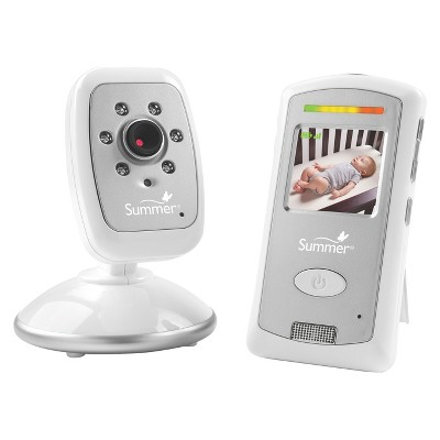 Summer Infant® Clear Sight™ Digital Color Video Baby Monitor