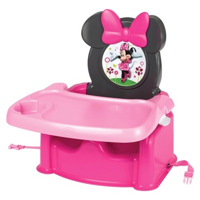 The First Years Disney Baby Minnie Mouse Booster Seat