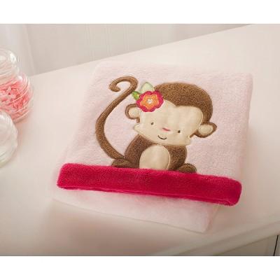 Kidsline Miss Monkey Boa Blanket