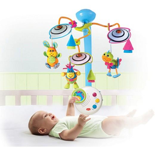 tiny love classic development crib mobile target. Black Bedroom Furniture Sets. Home Design Ideas