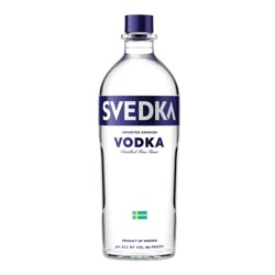 SVEDKA® Imported Swedish Vodka - 1.75L Bottle