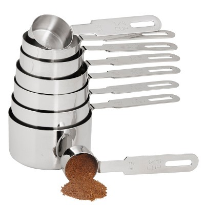 CHEFS Measuring Cups, Set of 8
