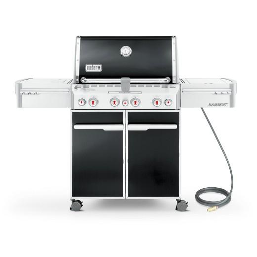 weber summit e 470 natural gas grill target. Black Bedroom Furniture Sets. Home Design Ideas