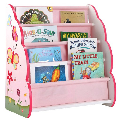 Guidecraft butterfly buddies book display target - Bibliotheque modulable pas cher ...