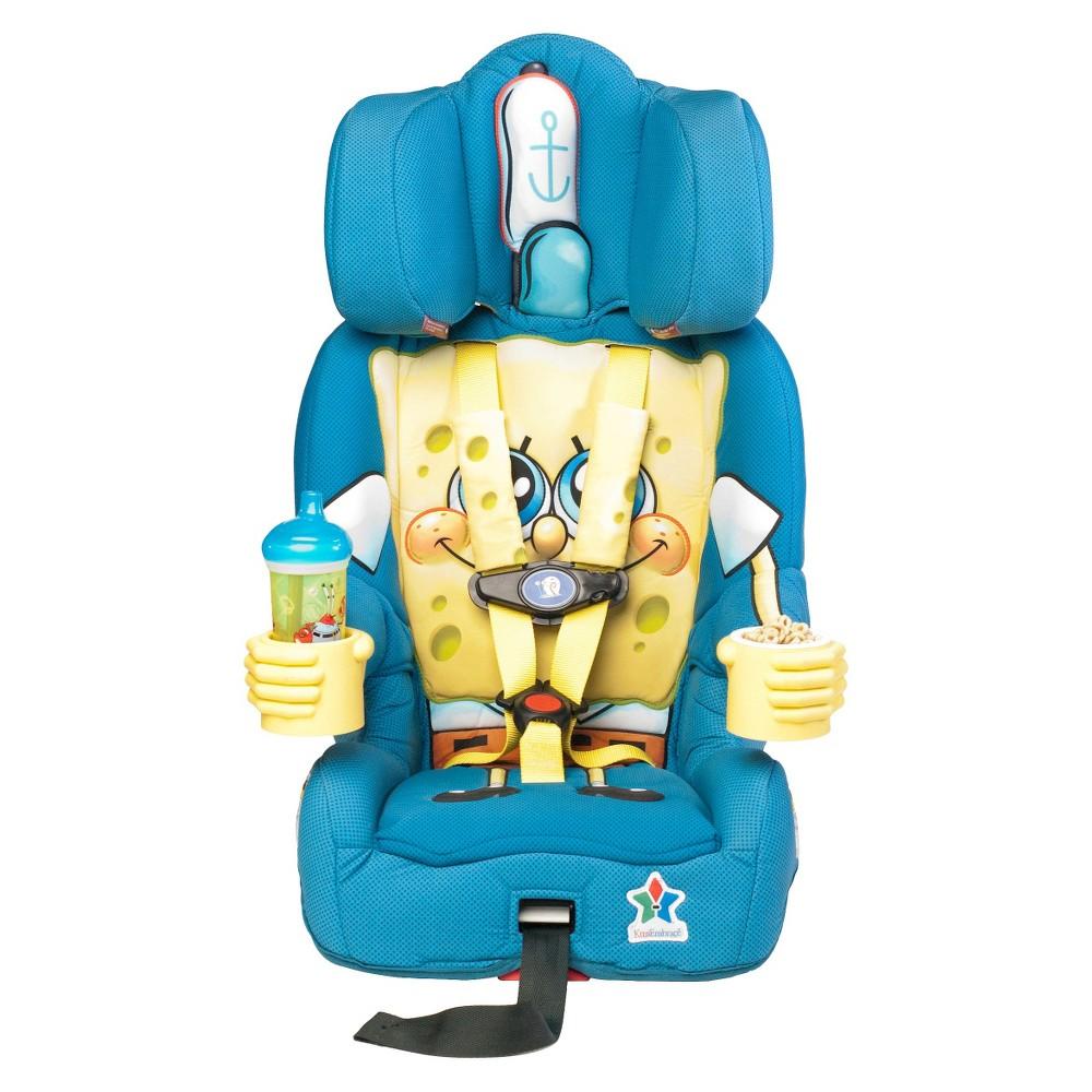 KidsEmbrace Friendship Combination Booster Car Seat – SpongeBob SquarePants, Blue