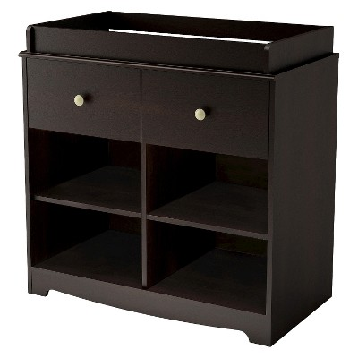 South Shore Little Teddy Changing Table   Espresso