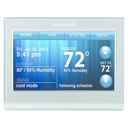 Honeywell Wi-Fi Smart Thermostat - image 1 of 11