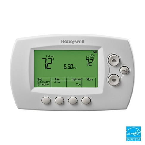 Honeywell Wi-Fi 7-Day Programmable Thermostat - image 1 of 7